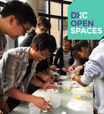 DXC Open Spaces: The University of Toronto Community Kitchen