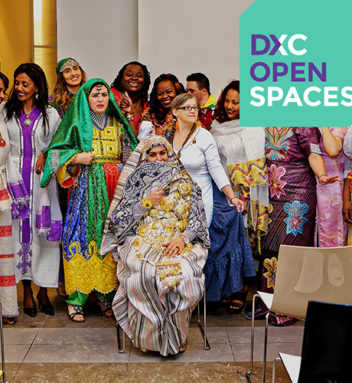 DXC Open Spaces: Toronto Centre of Learning & Development