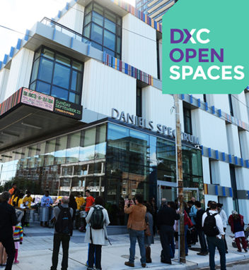 DXC Open Spaces: Daniels Spectrum – Artscape