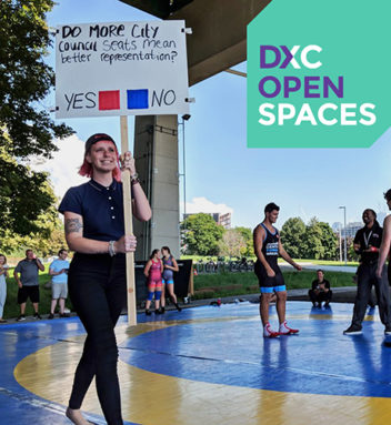 DXC Open Spaces: The Bentway