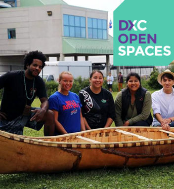 DXC Open Spaces: Great Lakes Canoe Journey Program